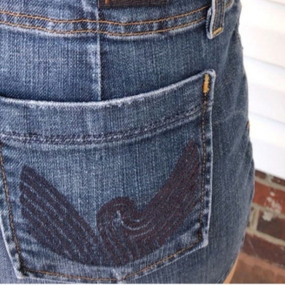 Citizens Of Humanity Dresses & Skirts - Citizens of Humanity Denim Mini Size 27